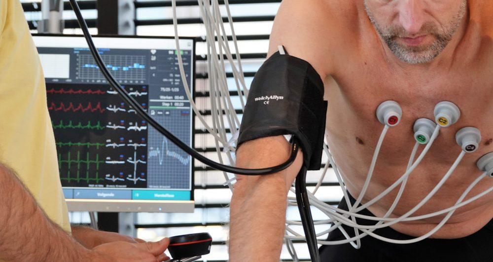 Sportcardiaal onderzoek